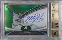 Matt Harvey [BGS 9.5 GEM MINT] #/399