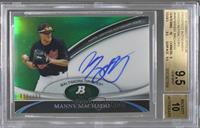 Manny Machado /399 [BGS 9.5 GEM MINT]