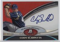 Cody Scarpetta /10