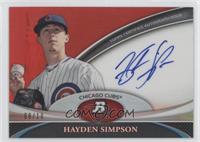 Hayden Simpson /10