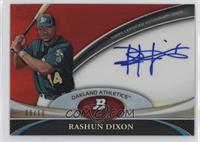 Rashun Dixon /10