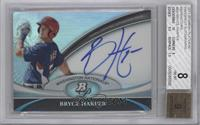 Bryce Harper [BGS 8 NM‑MT]