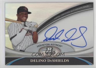 2011 Bowman Platinum - Prospect Autographs #BPA-DD - Delino DeShields Jr.