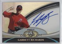 Garrett Richards [Noted]