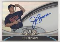 Joe Benson [Noted]