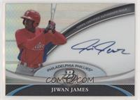 Jiwan James [EX to NM]