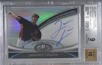 Jameson Taillon [BGS 9 MINT]