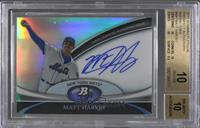 Matt Harvey [BGS 10 PRISTINE]