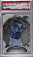 Mike Moustakas [PSA8NM‑MT]