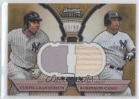 Curtis Granderson, Robinson Cano /50
