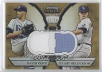 David Price, Jeremy Hellickson /50