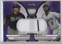 Mike Stanton, Hanley Ramirez /10