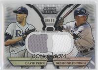 David Price, Desmond Jennings /99
