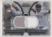 Felix Hernandez, Michael Pineda [EX to NM] #/196