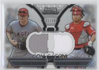 Mark Trumbo, Hank Conger /196