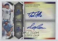 Danny Duffy, Aaron Crow /99