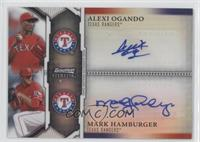 Alexi Ogando, Mark Hamburger /99