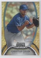 Christian Colon /50