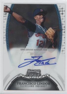 2011 Bowman Sterling - MLB Future Stars Autographs #BSP-FL - Francisco Lindor