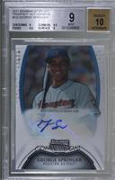 George Springer [BGS 9 MINT]