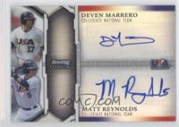 Deven Marrero, Matt Reynolds /99
