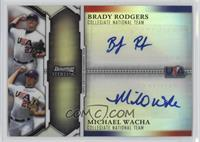 Brady Rodgers, Michael Wacha /99