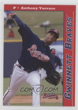 2011 Choice Gwinnett Braves - [Base] #11 - Anthony Varvaro