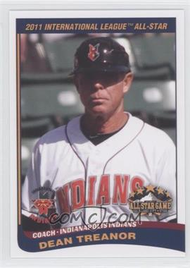 2011 Choice International League All-Stars - [Base] #04 - Dean Treanor