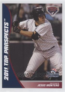 2011 Choice International League Top Prospects - [Base] #18 - Jesus Montero