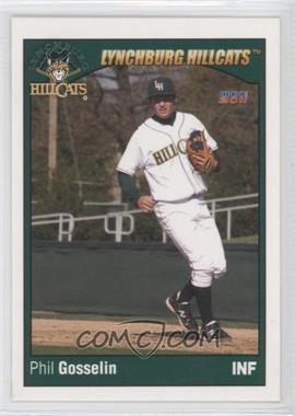 2011 Choice Lynchburg Hillcats - [Base] #09 - Philip Gosselin