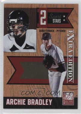 2011 Donruss Elite Extra Edition - 2 Sport Stars #3 - Archie Bradley /499