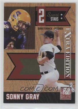 2011 Donruss Elite Extra Edition - 2 Sport Stars #5 - Sonny Gray /499