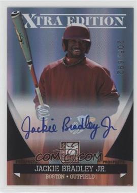 2011 Donruss Elite Extra Edition - Autographed Prospects #P-30 - Jackie Bradley Jr. /692