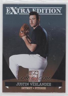 2011 Donruss Elite Extra Edition - [Base] #14 - Justin Verlander