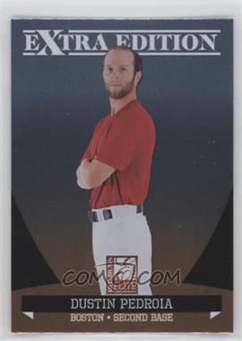 2011 Donruss Elite Extra Edition - [Base] #17 - Dustin Pedroia