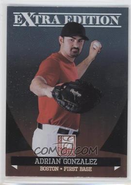 2011 Donruss Elite Extra Edition - [Base] #2 - Adrian Gonzalez
