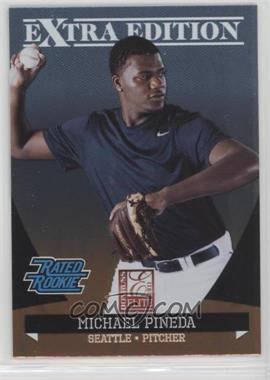 2011 Donruss Elite Extra Edition - [Base] #21 - Michael Pineda