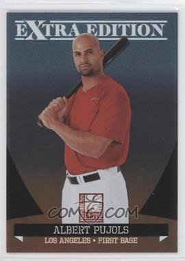 2011 Donruss Elite Extra Edition - [Base] #4 - Albert Pujols