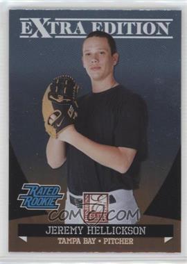 2011 Donruss Elite Extra Edition - [Base] #6 - Jeremy Hellickson