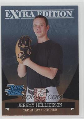 2011 Donruss Elite Extra Edition - [Base] #6 - Jeremy Hellickson