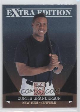 2011 Donruss Elite Extra Edition - [Base] #7 - Curtis Granderson