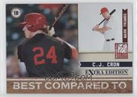 C.J. Cron, Mark Trumbo /499