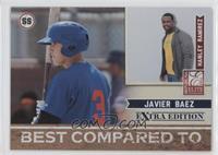 Hanley Ramirez, Javier Baez #/499