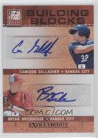 Bryan Brickhouse, Cameron Gallagher /49