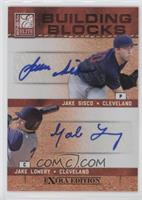 Jake Lowery, Jake Sisco /49