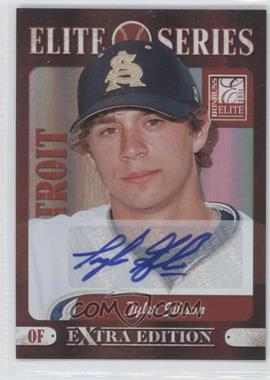 2011 Donruss Elite Extra Edition - Elite Series - Signatures [Autographed] #20 - Tyler Gibson /199