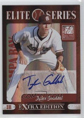 2011 Donruss Elite Extra Edition - Elite Series - Signatures [Autographed] #5 - Tyler Goeddel /199
