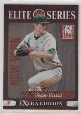 2011 Donruss Elite Extra Edition - Elite Series #13 - Logan Verrett