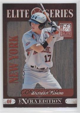 2011 Donruss Elite Extra Edition - Elite Series #15 - Brandon Nimmo