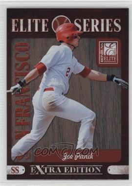 2011 Donruss Elite Extra Edition - Elite Series #17 - Joe Panik